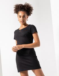 Ladies` T-Shirt Dress